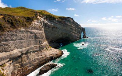 Dramatic-coastline-South-Island