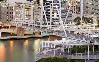 Modern-pedestrian-bridge-QLD