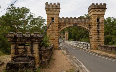 Hampden Bridge (Kangaroo Valley), Australia