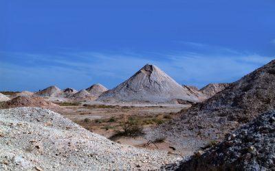 Opal Mining in Coober Pedy, Australia