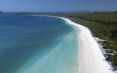 White sand beach_QLD_41770350_Large